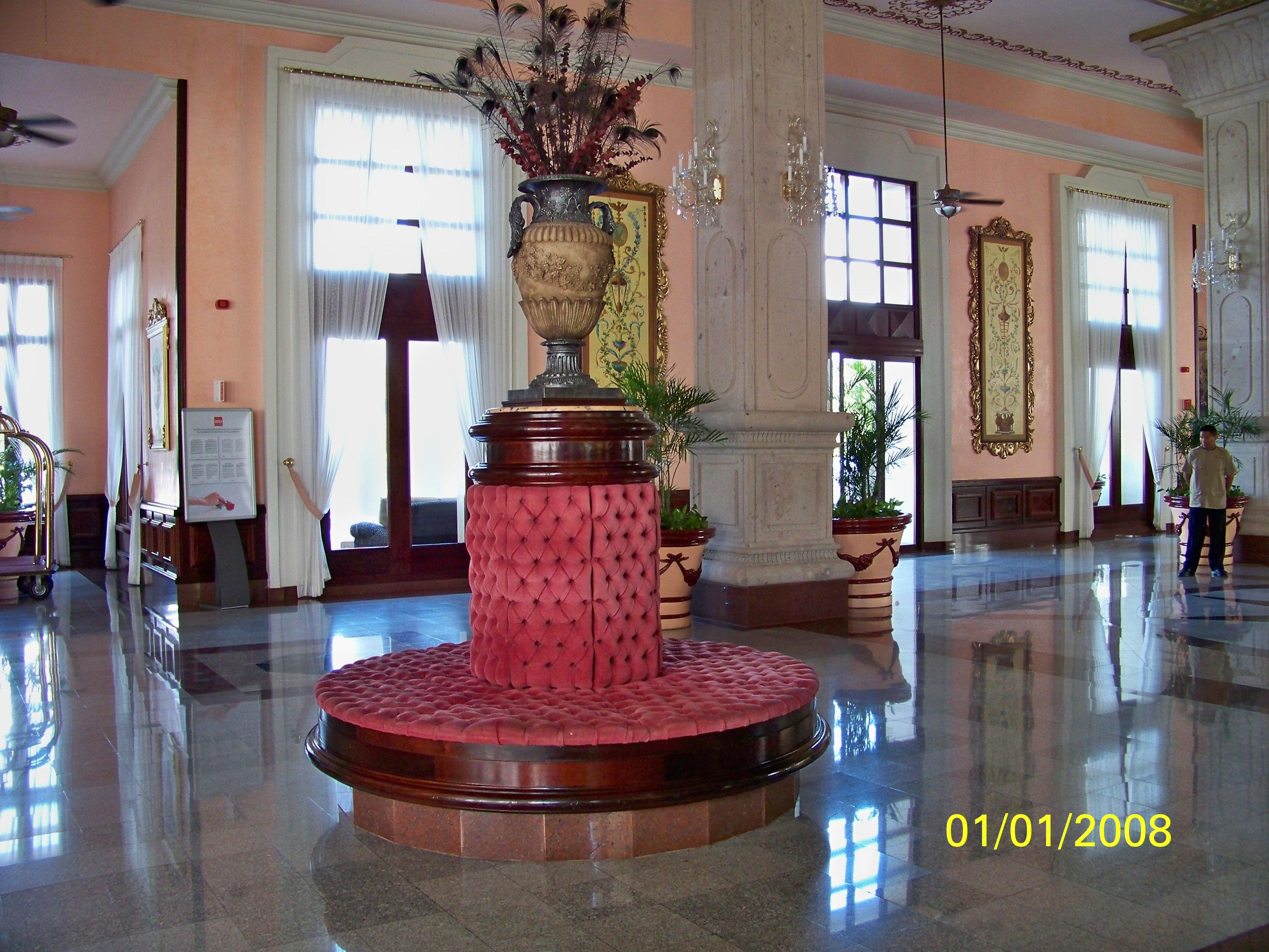Riu Playacar Renovations : Lobby allinclusivegal