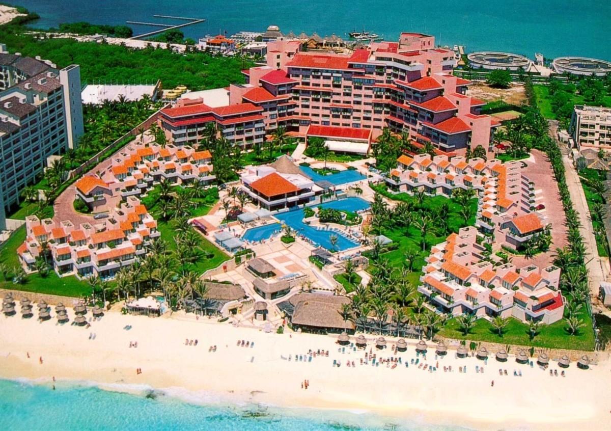 Omni Cancun Hotel And Villas Cancun Mexico