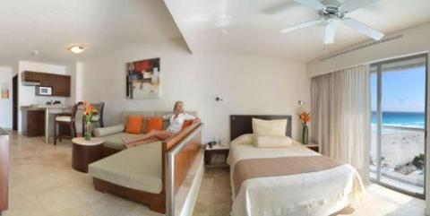 Sunset royal beach resort allinclusivegal - Cancun 2 bedroom suites all inclusive ...