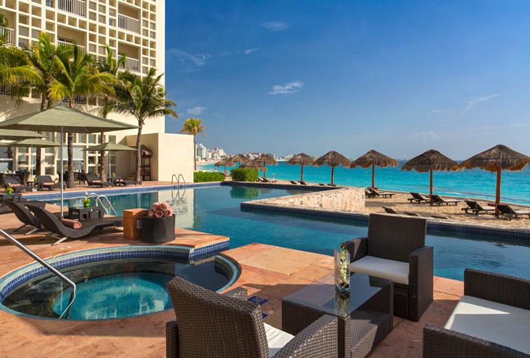 The Westin Resort And Spa Cancun Royal Beach Club Pool