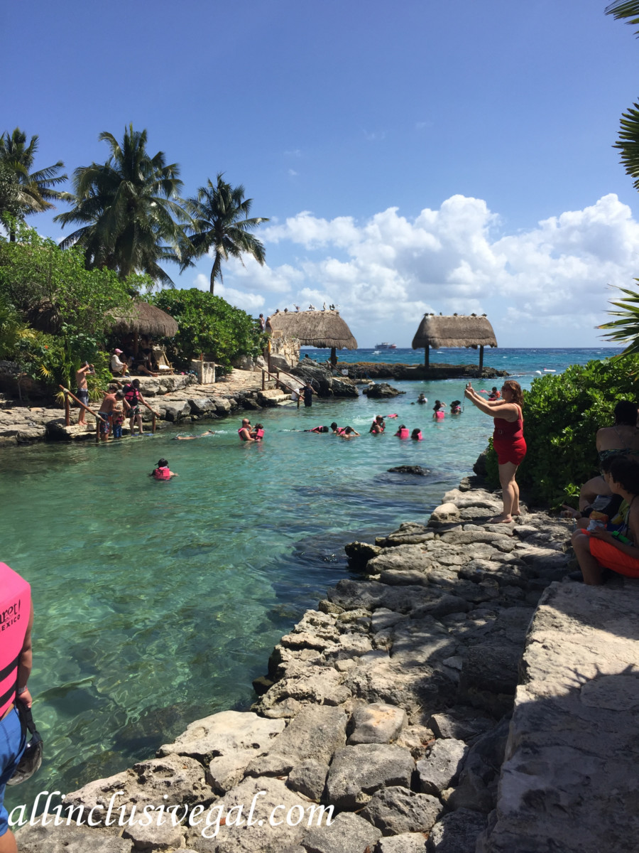 ParkAllinclusivegal To How To Navigate Xcaret How Navigate HE9WID2Y